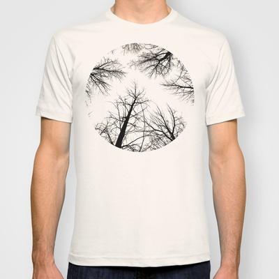 Por las ramas T-shirt by unaciertamirada - $18.00