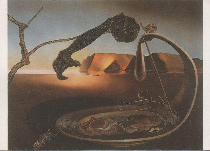 AT-252253 - Arrived:2015.12.15   ---   Salvador Dali - The Sublime Moment,1938