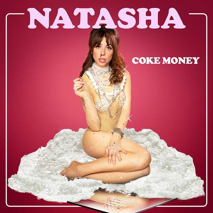 Natasha Leggero Coke Money album cover