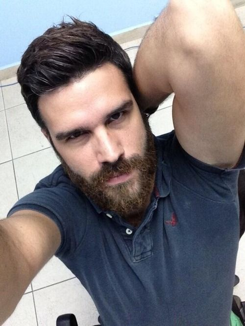 Awesome 1000 Ideas About Short Hair With Beard On Pinterest Short Short Hairstyles Gunalazisus