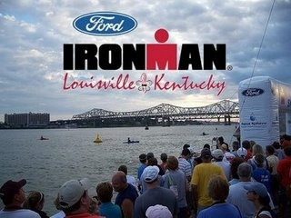 Ironman Louisville August 2012