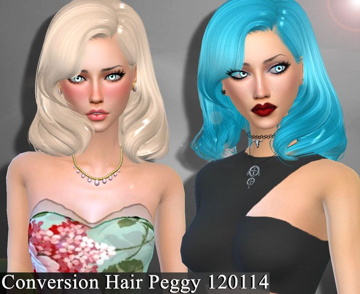 Peggy s 120114 hair converted   Long hairstyles   Sims 4 Hairs. 64 best sims 4 rockabilly pinup style images on Pinterest   Pinup
