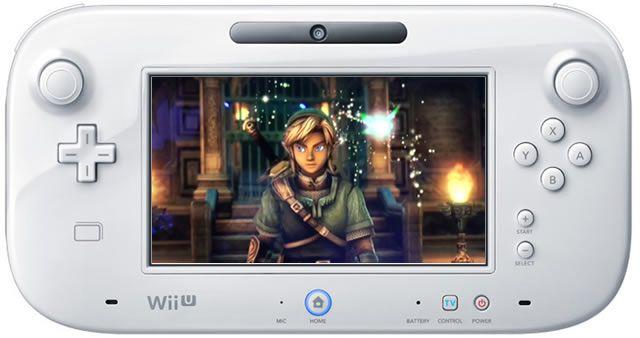 Zelda Wii U In 2014