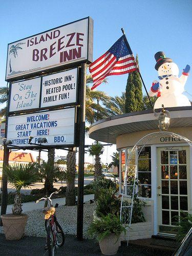 Island Breeze Motel Venice Fl