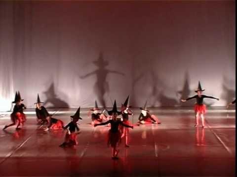 Edukacja Muzyczna Dzieci - Artykuły: 1175(Ruch do muz.poważnej)Taniec  czarownic