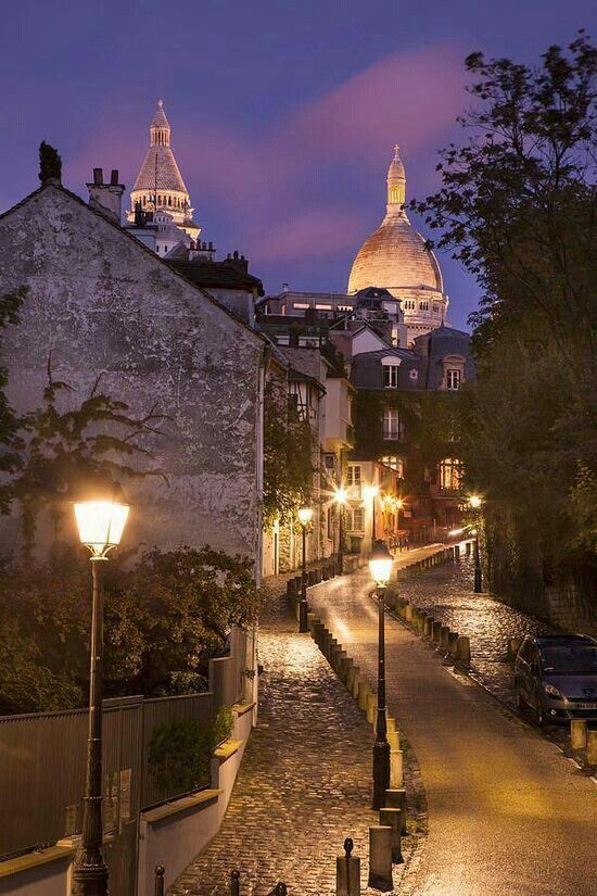Paris, Montmartre.  Want to see this again.
