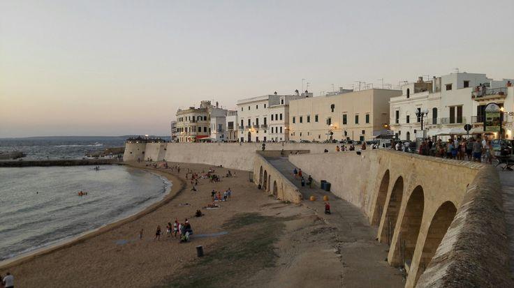 Gallipoli city