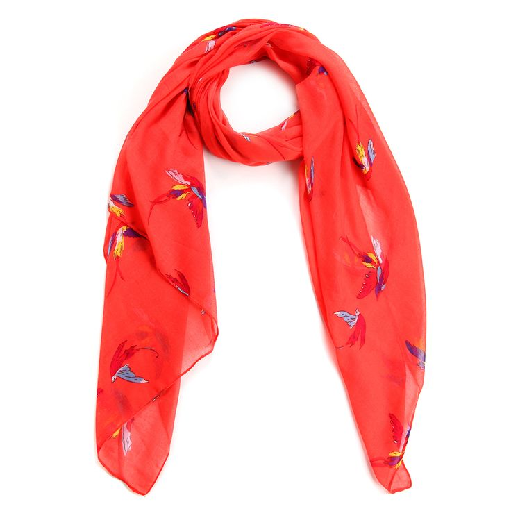 COLORFUL BIRDS: WATERMELON
