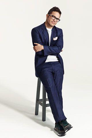 Kuno Becker en portada de GQ Style Septiembre 2014.