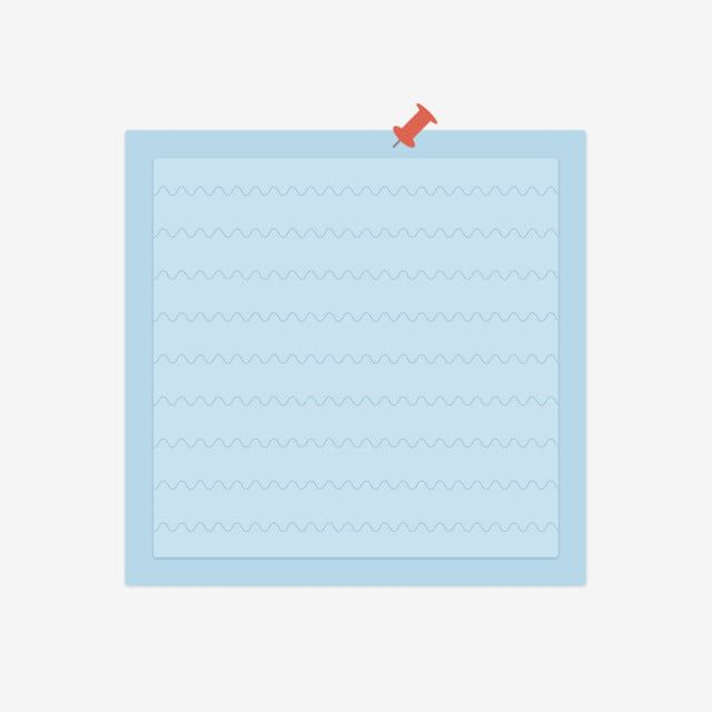 Blue Note Paper Sticky Note Dialog Box Text Box Png Transparent Clipart Image And Psd File For Free Download Note Paper Sticky Notes Pink Sticky Notes