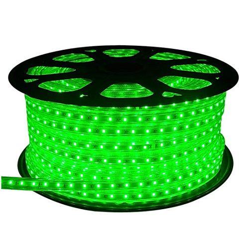 14 best led rope light images on pinterest rope lighting led rope 120volt green waterproof led rope lighting for outdoor landscape building patio pool lighting aloadofball Gallery