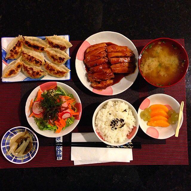 Chicken Teriyaki Recipe - coasterkitchen - Dayre