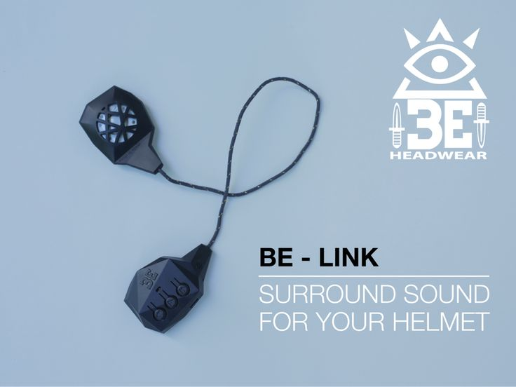 BE - LINK: Bluetooth Surround Sound for your Helmet project video thumbnail