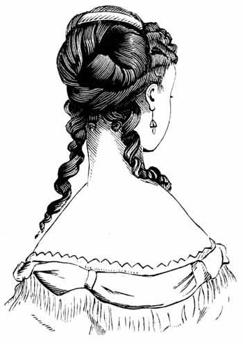 Heroines of the Faith: Very Victorian Hairstyles