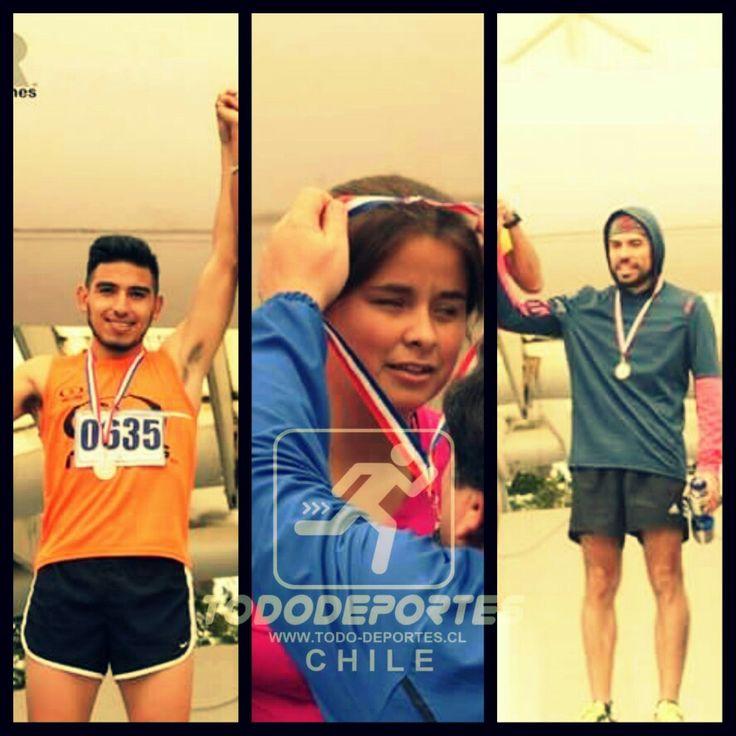 Nuestros campeones del medio maratón de Coquimbo 2016 #TDRUNNERS