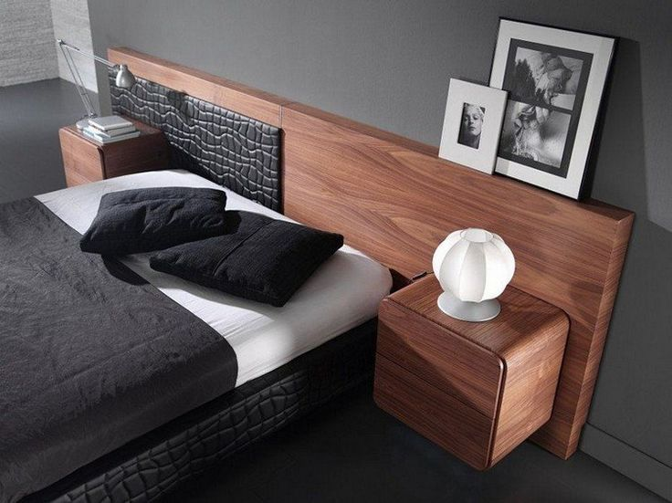 18 best Schlafzimmer images on Pinterest Bedroom ideas, Beds and - Peindre Table De Chevet