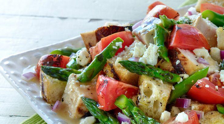 How To Make The Perfect Panzanella Salad!   Diva Says #DivaSays #Delhi #NCR #drinks #food #dishes #recipes #health #salad #saladrecipe #panzanella