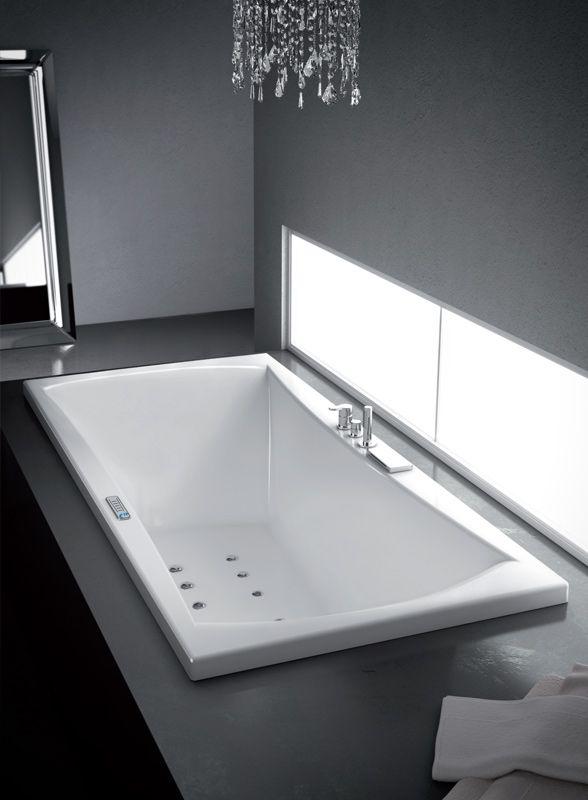 Bathtub CONCERTO 190 by @GrandformIT