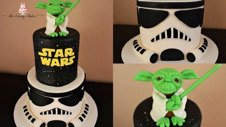 Best 25+ Yoda cake ideas on Pinterest | Death star cake ...