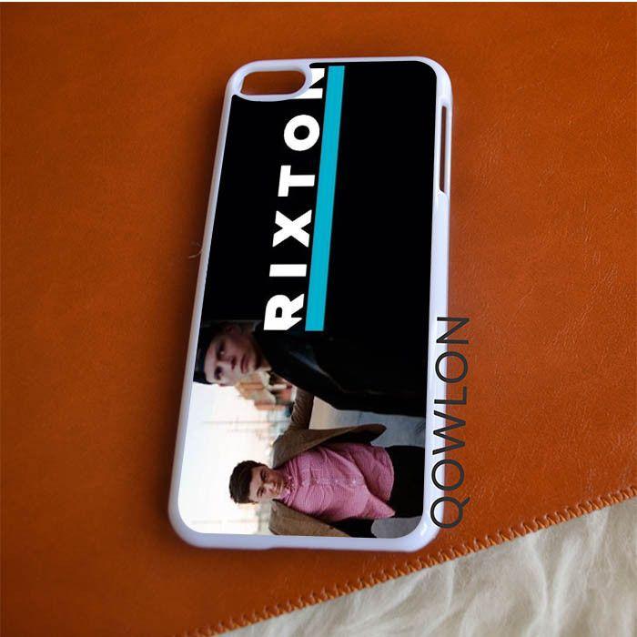 Rixton Band Logo iPod Touch 6 | 6TH GEN Case