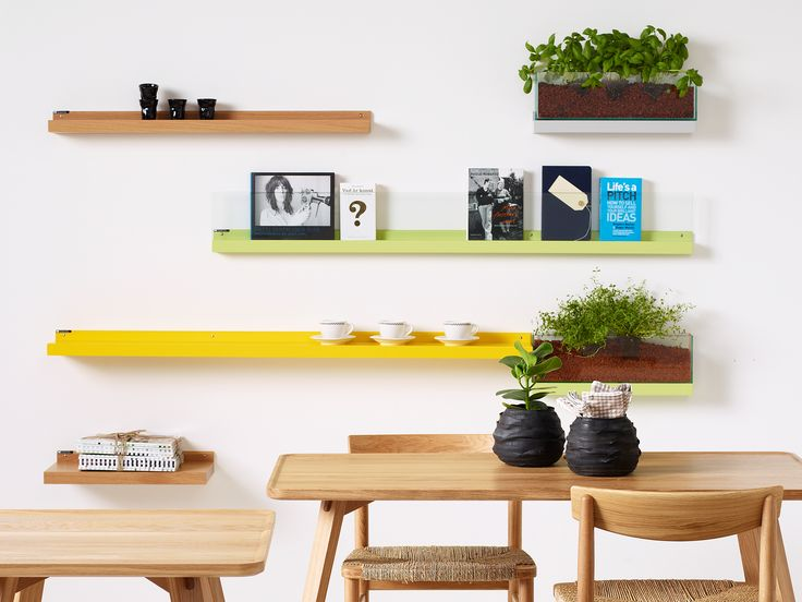 Front shelf | plant | ledge design by Skala Design