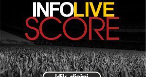 Aplikasi live score memudahkan pecinta sepak bola untuk mengetahui skor pertandingan yang paling baru melalui handphone pintarnya