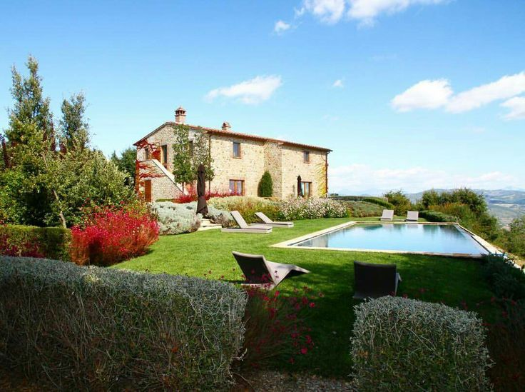 Autumnal look for Villa Santa Croce