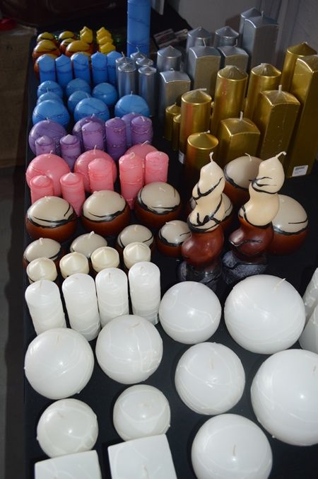 SPECIALITY CANDLES