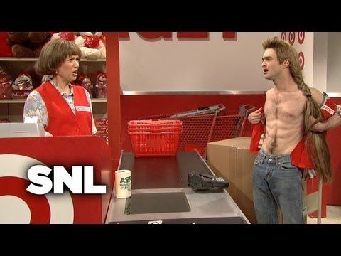 ▶ Target Lady - Saturday Night Live - YouTube