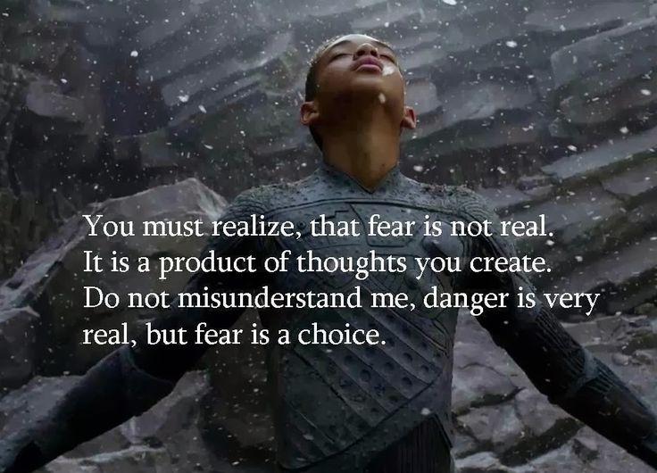 How Fear Keeps The Matrix Running