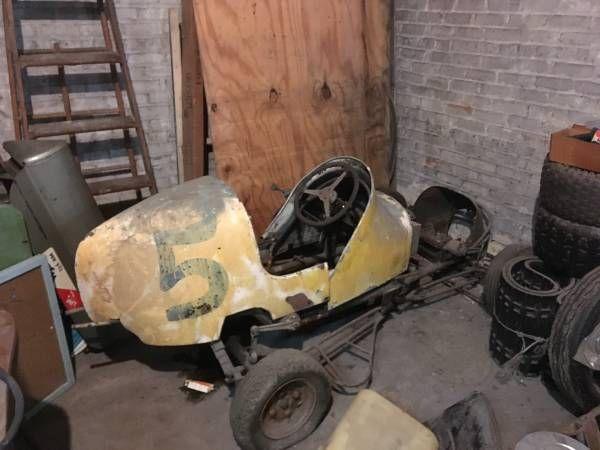 Vintage 3/4 midget go kart - $5000 (Gurnee IL) in 2020 ...