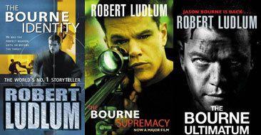 Jason Bourne......I true Badass American