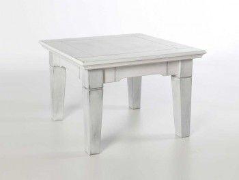 Strukturovaný kávový stolek Lena 1