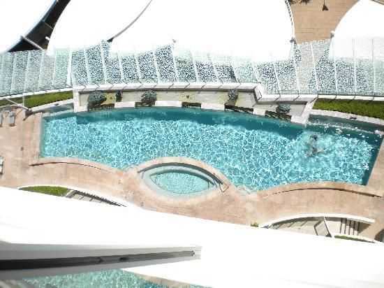 Resort Swimming Pool at Oceans Mooloolaba