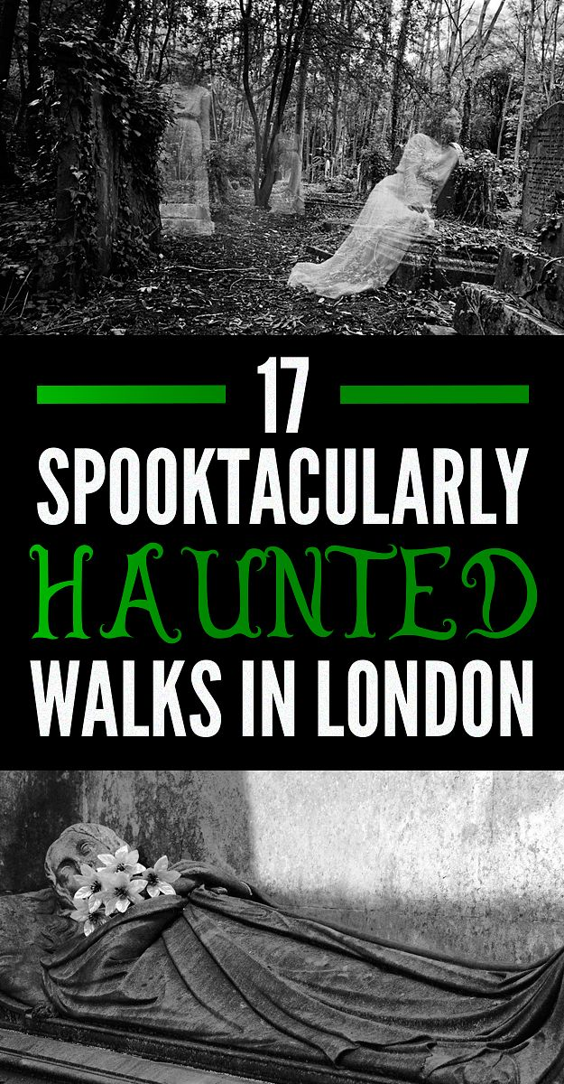 I am phenomenally in love with the paranormal - it's become part of who I am. The history that is present in so many ghost stories - its wonderful and tragic, and magical all at once. I love Ghost Walks, because I love learning about the quirky, little known, history of large urban areas. I want to find as many haunted places in London as I can - adventure awaits!