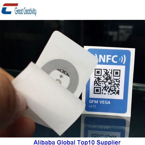 UHF RFID Tag900Mhz Passive RFID Tag With 10m Reading Distance And