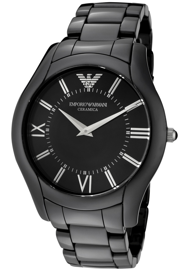 Price:$287.40 #watches Emporio Armani AR1440, Effortlessly matching any suit, this classy Emporio Armani with its cool, bold design, will elegantly go with anyone's style