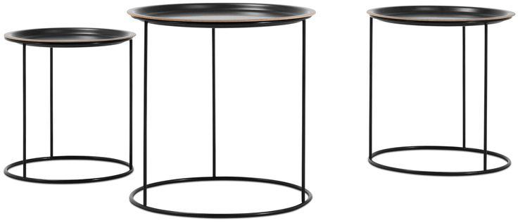 Modernit sivupöydät - Laatua BoConceptilta