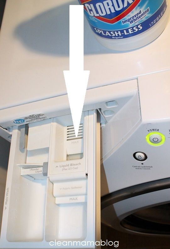 Clean your HE washer with ease with these simple tips from Clean Mama
