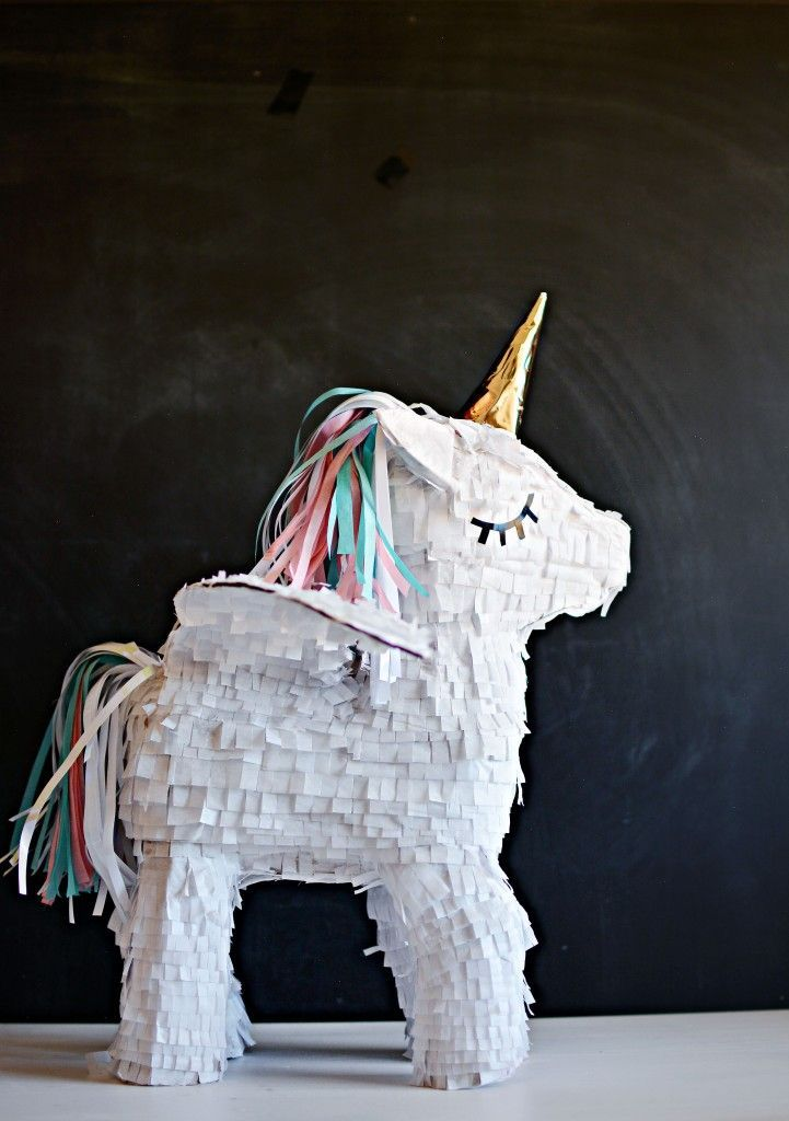 Favori 25+ unique Unicorn pinata ideas on Pinterest | Unicon theme, DIY  HZ73