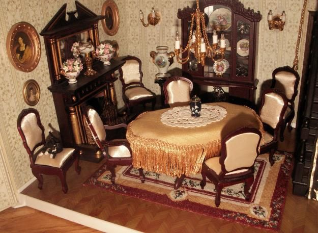 Beautiful Russian Dollu0027s House Rooms   Images Sent To Me By One Of My  Customers,