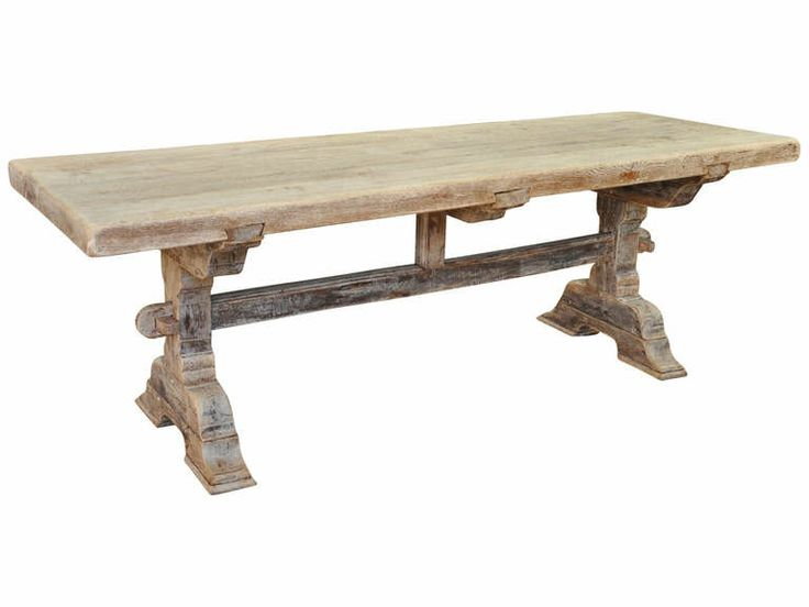 Early 20th Century French Antique Farm Table In Washed Oak | Antiques, French  Antiques And Furniture