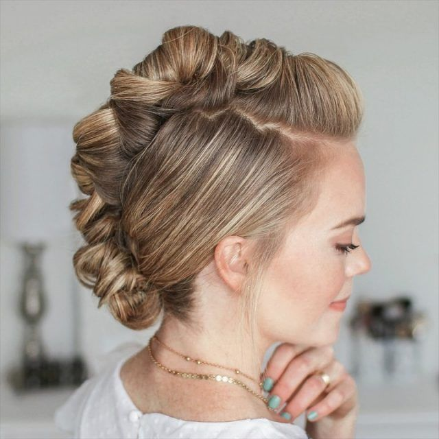 3 Messy Buns Missy Sue In 2020 Hair Updos Hair Styles Hair Videos