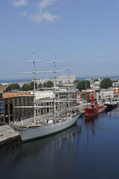 Musée Portuaire, Dunkerque - crédit photo MUSEE PORTUAIRE