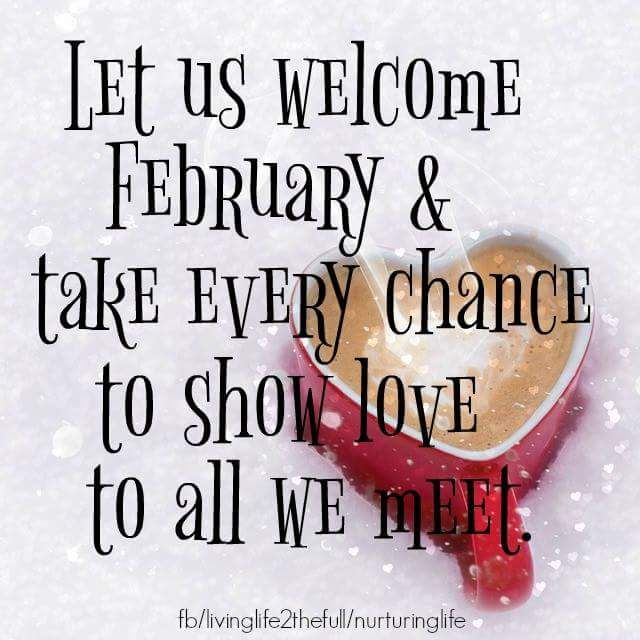 Inviting you to join me in 28 days of showing/speaking/energetically sending  love to all we meet.  Judy D