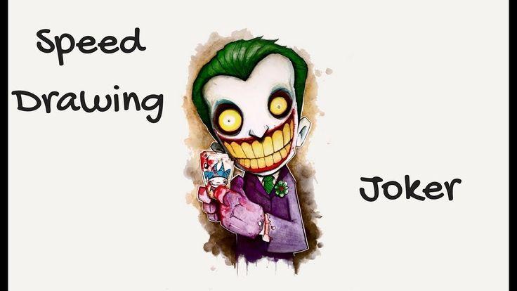 Joker - Drawing