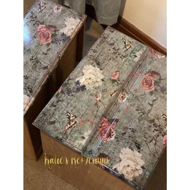 Schubladen für einen Schreibtisch mache ich für mich !! 😍 #katiesredesigns #paintedfurniture … – #Desk #doin …