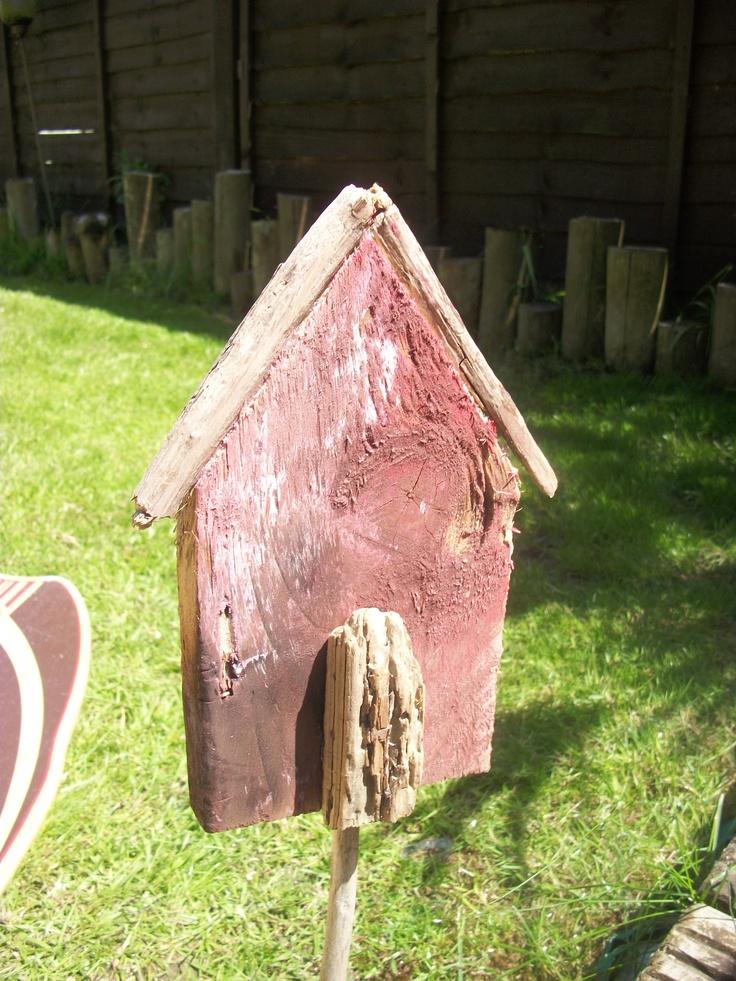 Drift Wood beach hut