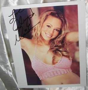 "Mariah Carey Pink Crochet Top she used in the music video of ""Heartbreaker"". Love that mtv a lot!"