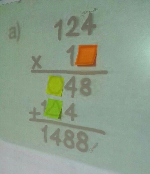 Matematik çarpma işlemi math 4.grade multiplication